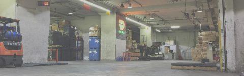 TAPA FSR 認證物流倉庫